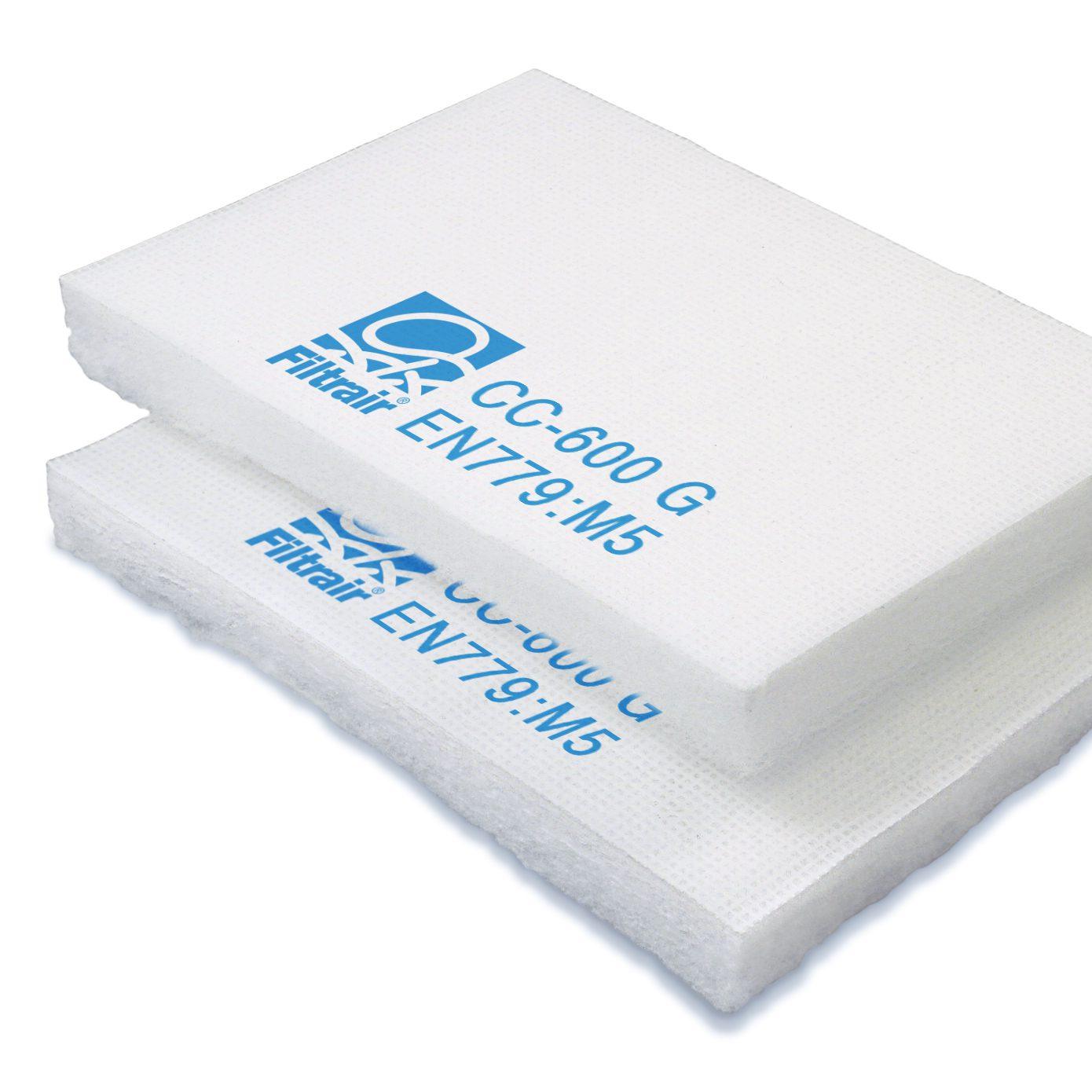 Zuluft Deckenfilter Feinstfiltermatte
