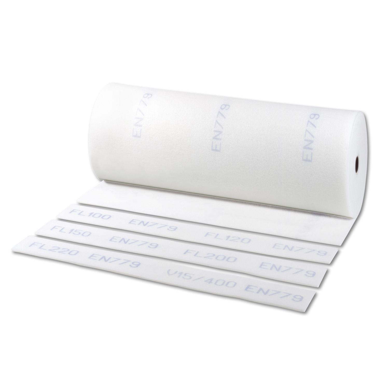 Filter für lufttechnische Anlagen Grobstaubfiltermatten