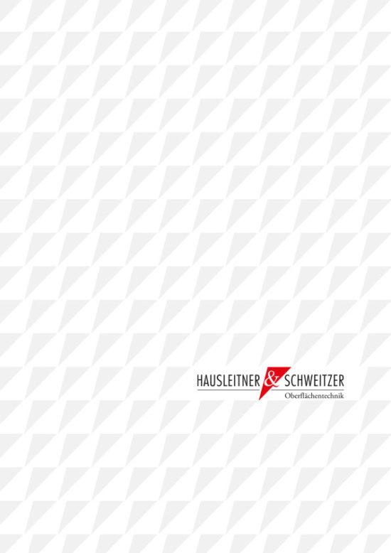 Hausleitner & Schweitzer Imageprospekt