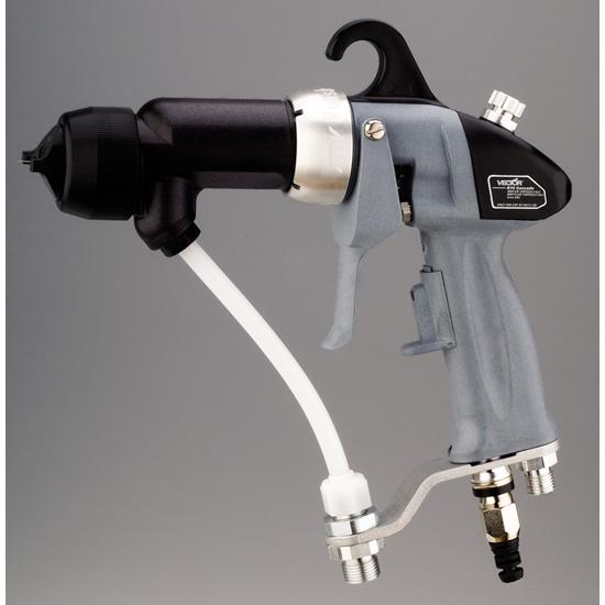 Elektrostatik Elektrostatische Zerstäubung Flüssiglacke Pulverlacke Zerstäubungstechnik